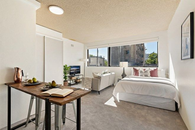 Picture of 510/5 Ward Avenue, POTTS POINT NSW 2011