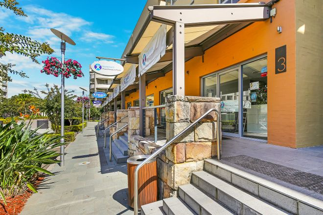 Picture of 3F/3 The Piazza, WENTWORTH POINT NSW 2127