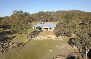Picture of 127 Whiskey Gully Rd, Severnlea QLD 4380