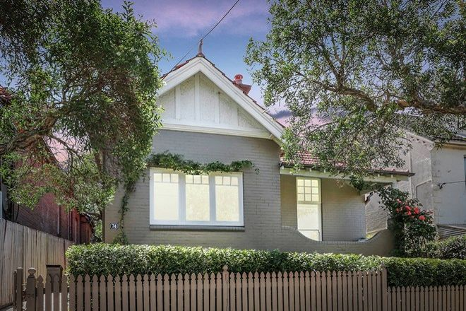 Picture of 74 Kurraba Road, NEUTRAL BAY NSW 2089