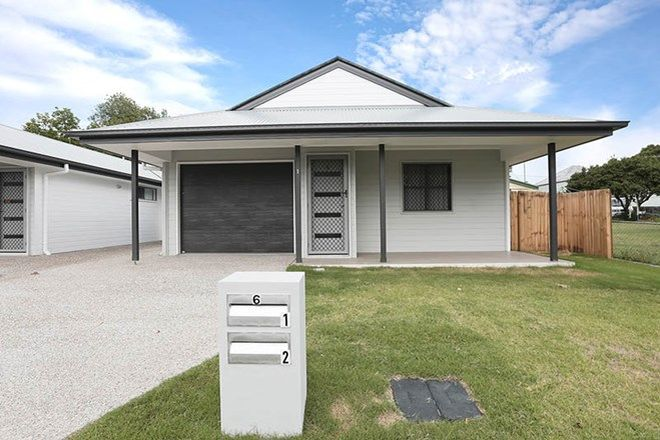 Picture of 1/6 Lowry Lane, NORTH IPSWICH QLD 4305