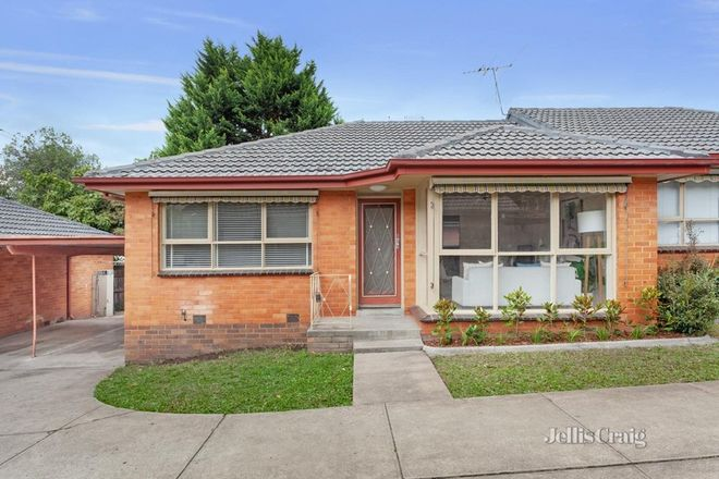Picture of 3/71 Rochester Road, BALWYN VIC 3103