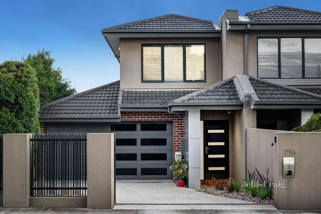 Picture of 28B Hutchinson Street, BENTLEIGH VIC 3204