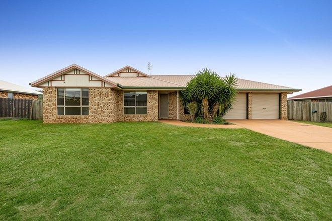 Picture of 35 Belclaire Drive, WESTBROOK QLD 4350