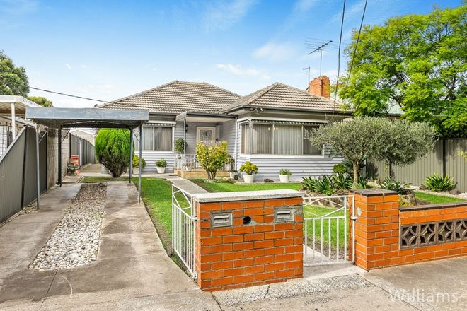 Picture of 52 Johnston Street, NEWPORT VIC 3015