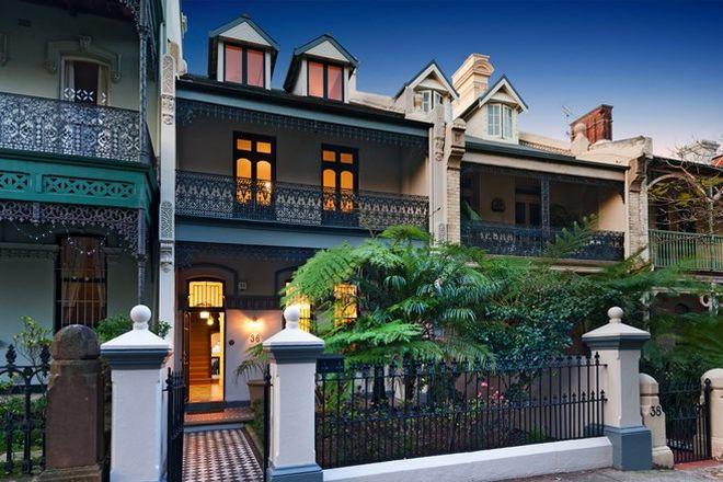 Picture of 36 Fitzroy Street, KIRRIBILLI NSW 2061