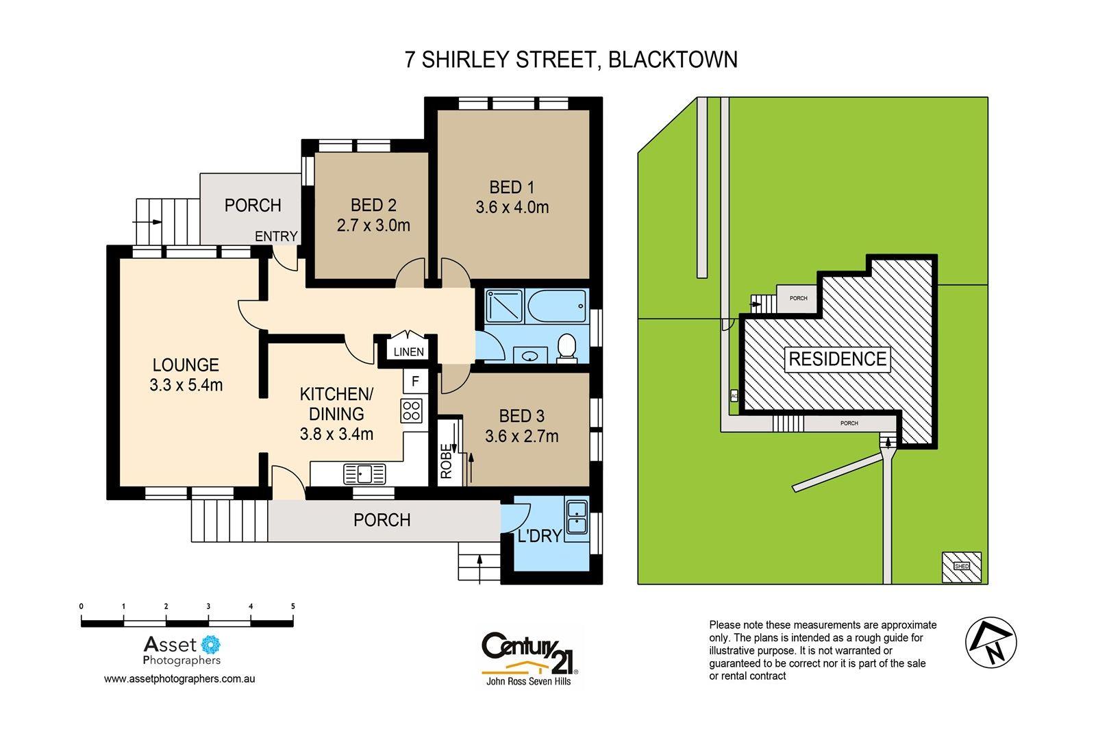7 Shirley Street, Blacktown NSW 2148, Image 2