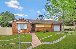 Picture of 12 Weemala Crescent, Bradbury NSW 2560