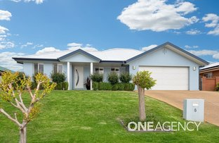 Picture of 8 YARRAWAH CRESCENT, Bourkelands NSW 2650