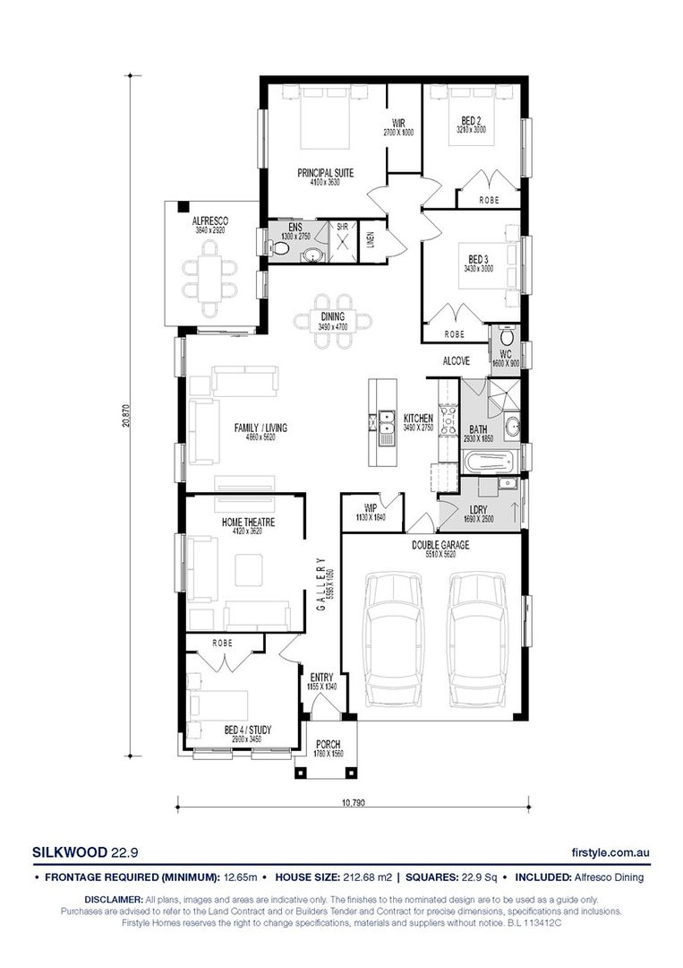 Lot 540 Aachen Road, Edmondson Park NSW 2174, Image 1