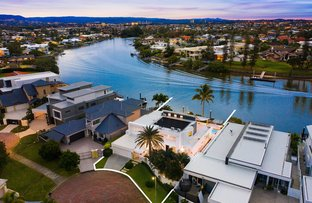 Picture of 25 Ipsley Drive, Broadbeach Waters QLD 4218