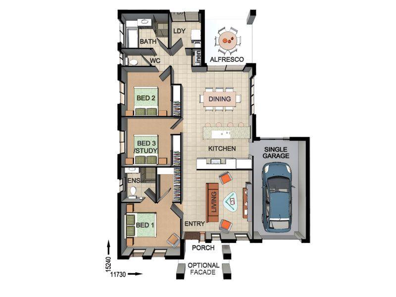 Lot 74 Crown Street,, Ballarat VIC 3350, Image 1
