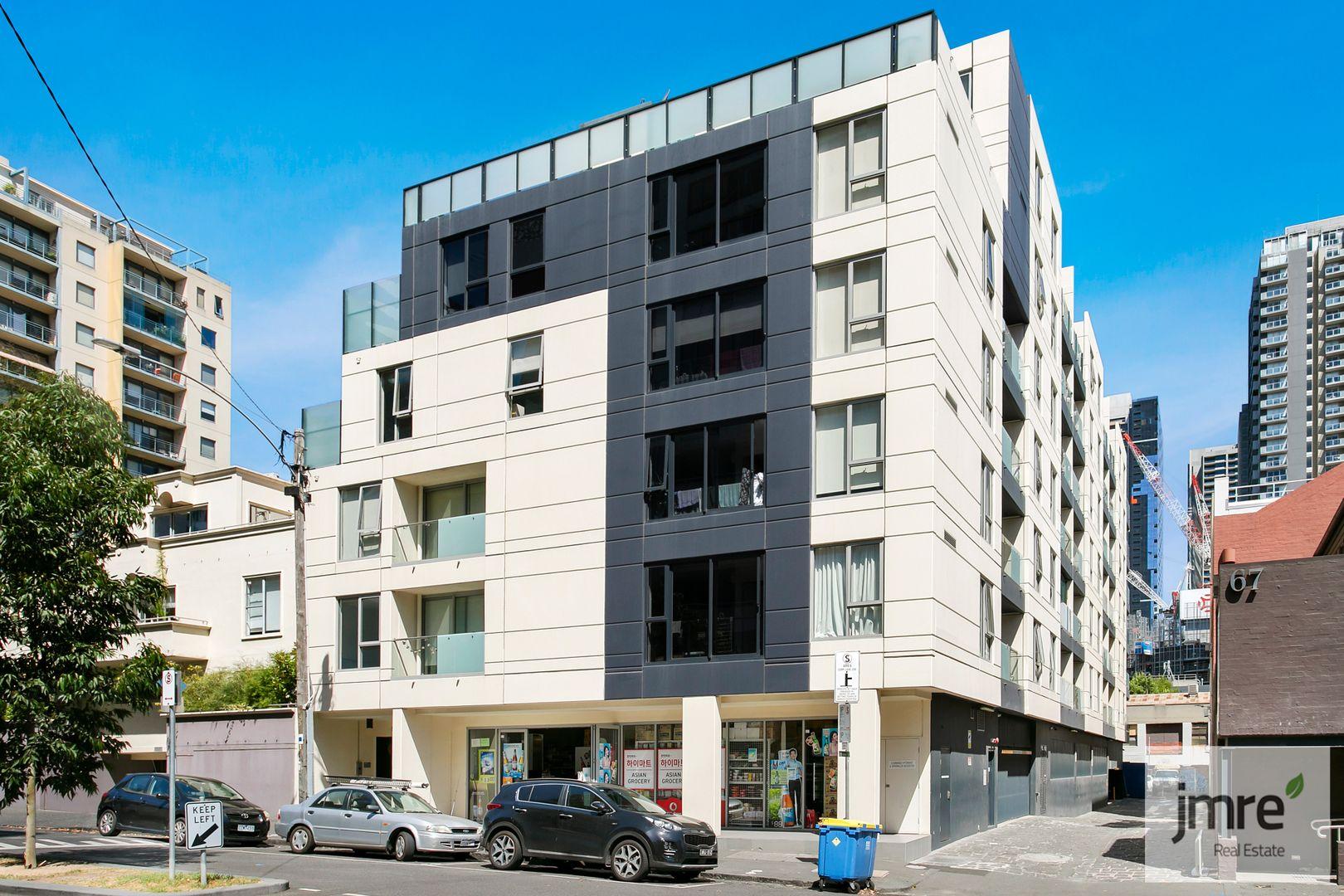 108/55 Jeffcott Street, West Melbourne VIC 3003, Image 0