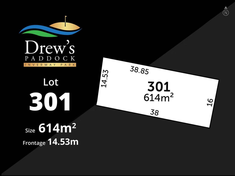 Drews Paddock/Lot 301 Divot Circuit, Invermay Park VIC 3350, Image 0