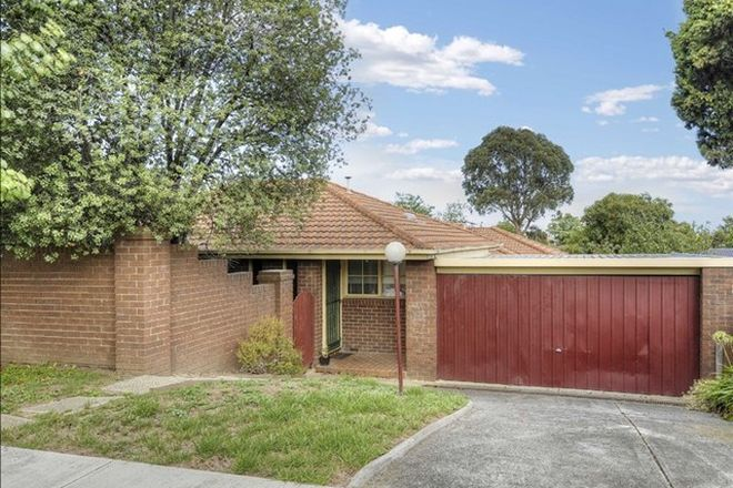 Picture of 1, 501 Middleborough Road, BOX HILL NORTH VIC 3129