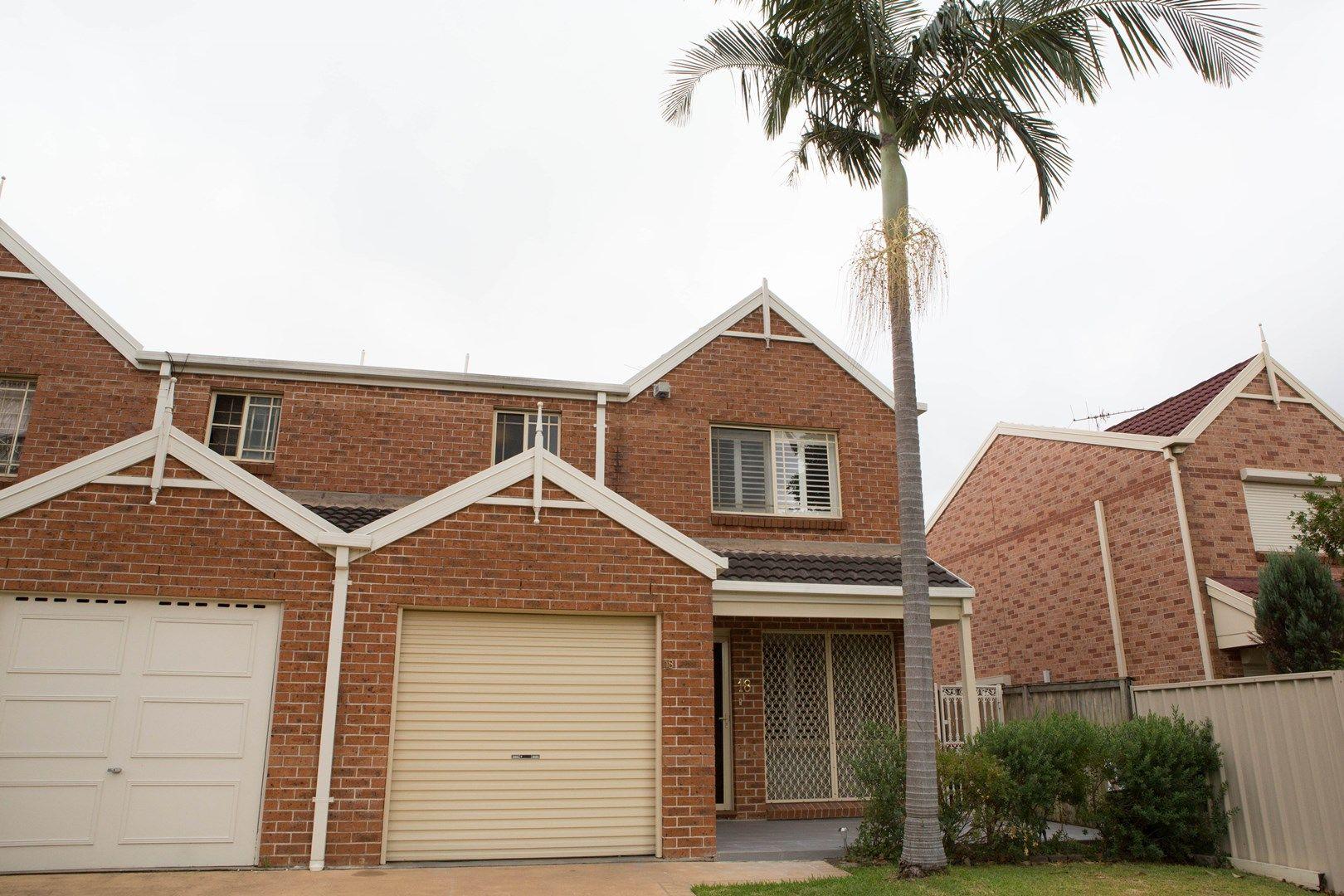 18 Ron Scott Circuit, Greenacre NSW 2190, Image 0