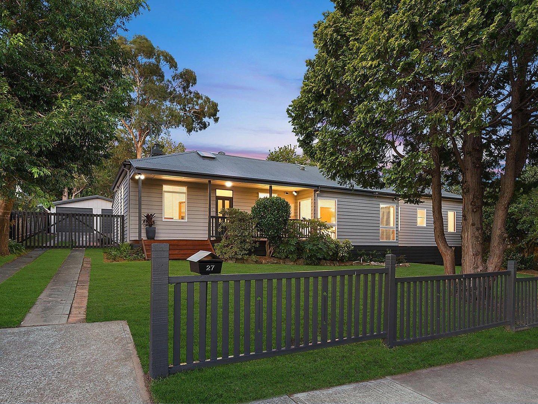 27 Tennyson Avenue, Turramurra NSW 2074, Image 0
