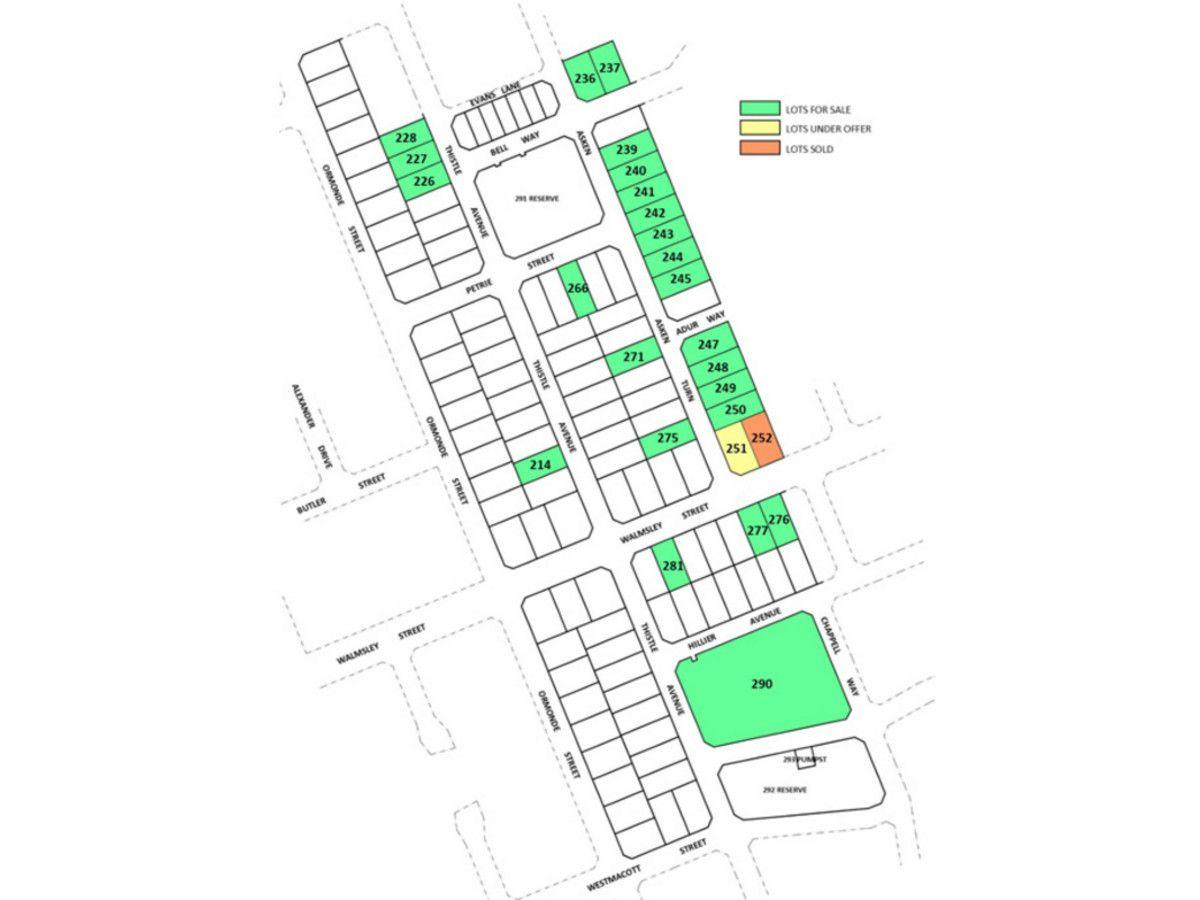 Lot 227 Thistle Avenue, Bandy Creek WA 6450, Image 0
