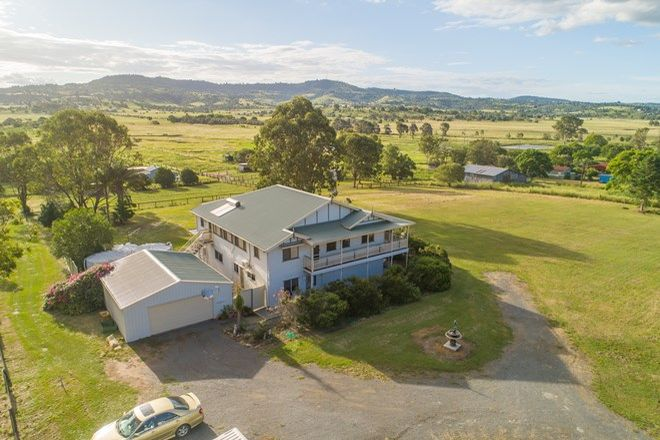 Picture of 455 Marburg Road, GLAMORGAN VALE QLD 4306