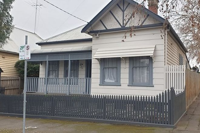 Picture of 19 Finsbury Street, FLEMINGTON VIC 3031
