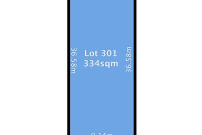 Picture of Lot 301, 21 Harris St, EDWARDSTOWN SA 5039