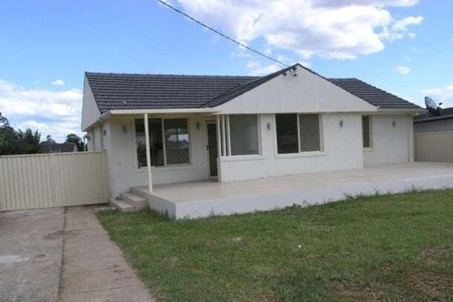 Picture of 20 Gwynne Street, ASHCROFT NSW 2168