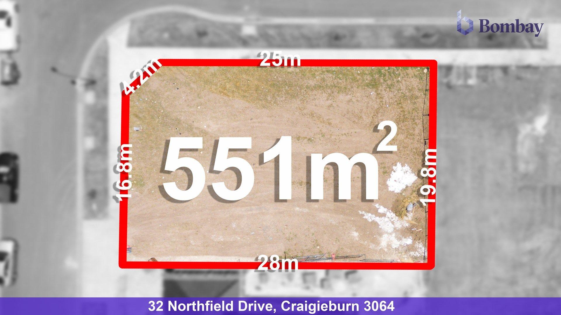 32 (Lot 31806) Northfield Drive, Craigieburn VIC 3064, Image 1