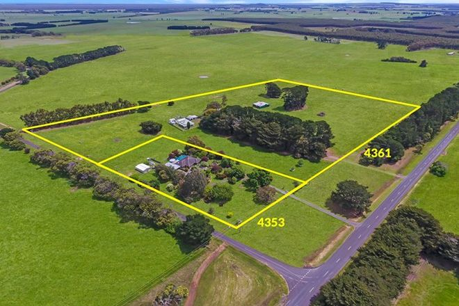 Picture of 4361 Hamilton-Port Fairy Road, MACARTHUR VIC 3286