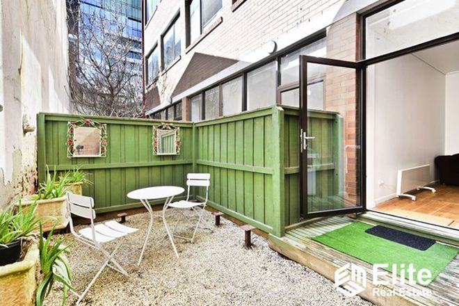 Picture of 8/88 FRANKLIN STREET, MELBOURNE VIC 3000
