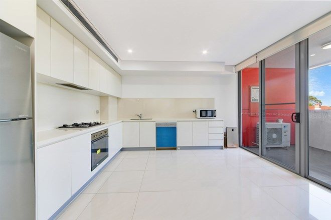 Picture of 1068/1 Belmore St, BURWOOD NSW 2134