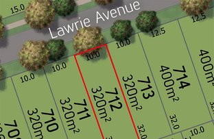 Picture of Lot 712 Lawrie Avenue, Oonoonba QLD 4811