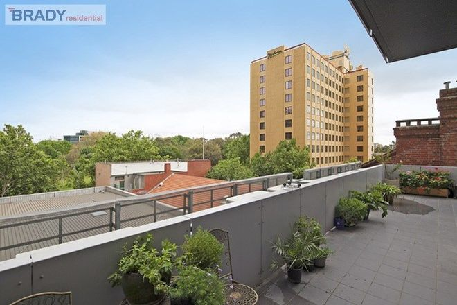 Picture of 401/25-33 Wills Street, MELBOURNE VIC 3000
