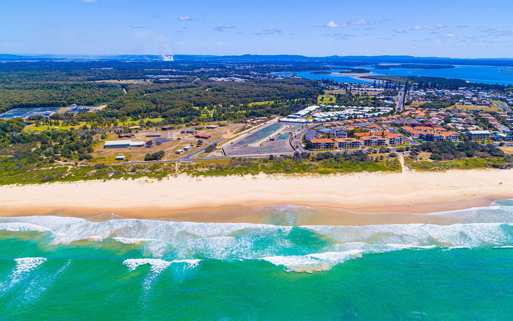 Lot 8 The Dunes Esta River Street, Yamba NSW 2464, Image 2