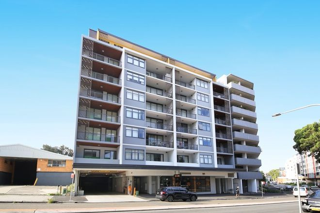 Picture of 306/9-11 Arncliffe Street, WOLLI CREEK NSW 2205