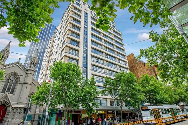 Picture of 1111/339 SWANSTON STREET, MELBOURNE VIC 3000
