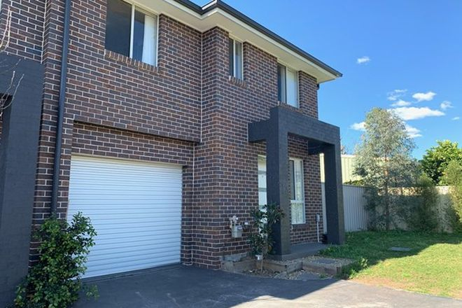 Picture of 6/168 Glossop Street, ST MARYS NSW 2760
