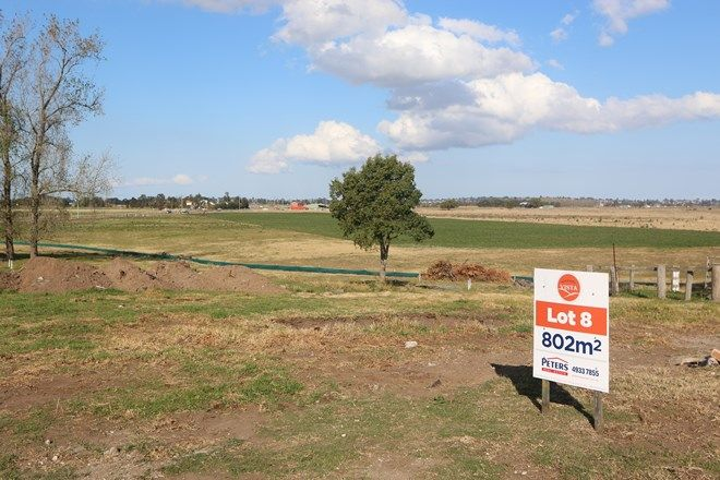 Picture of Lot 8 Bolwarra Vista, BOLWARRA NSW 2320