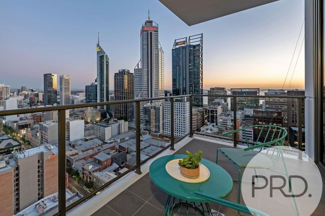 Picture of 1811/380 Murray Street, PERTH WA 6000