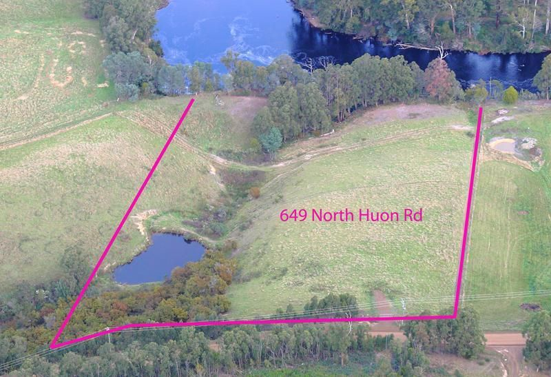 649 North Huon Road, Judbury TAS 7109, Image 0
