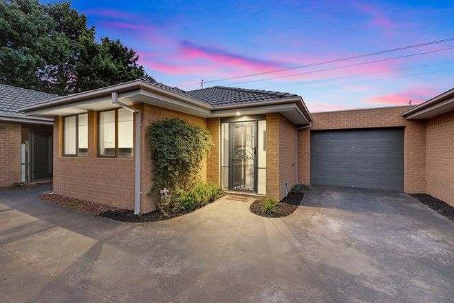 Picture of 2/1 Eighth Avenue, CHELSEA HEIGHTS VIC 3196