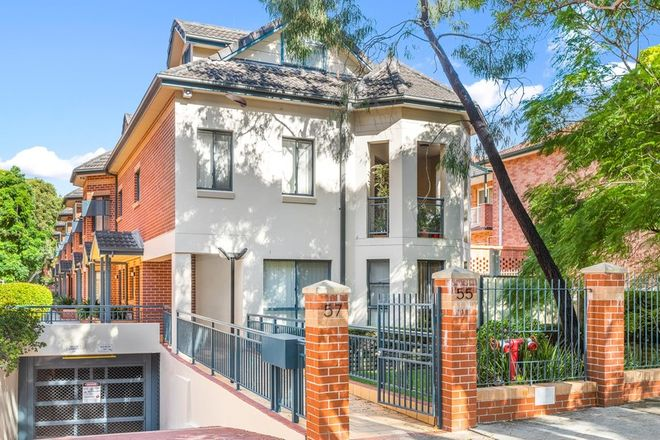Picture of 6/55-57 Chandos Street, ASHFIELD NSW 2131