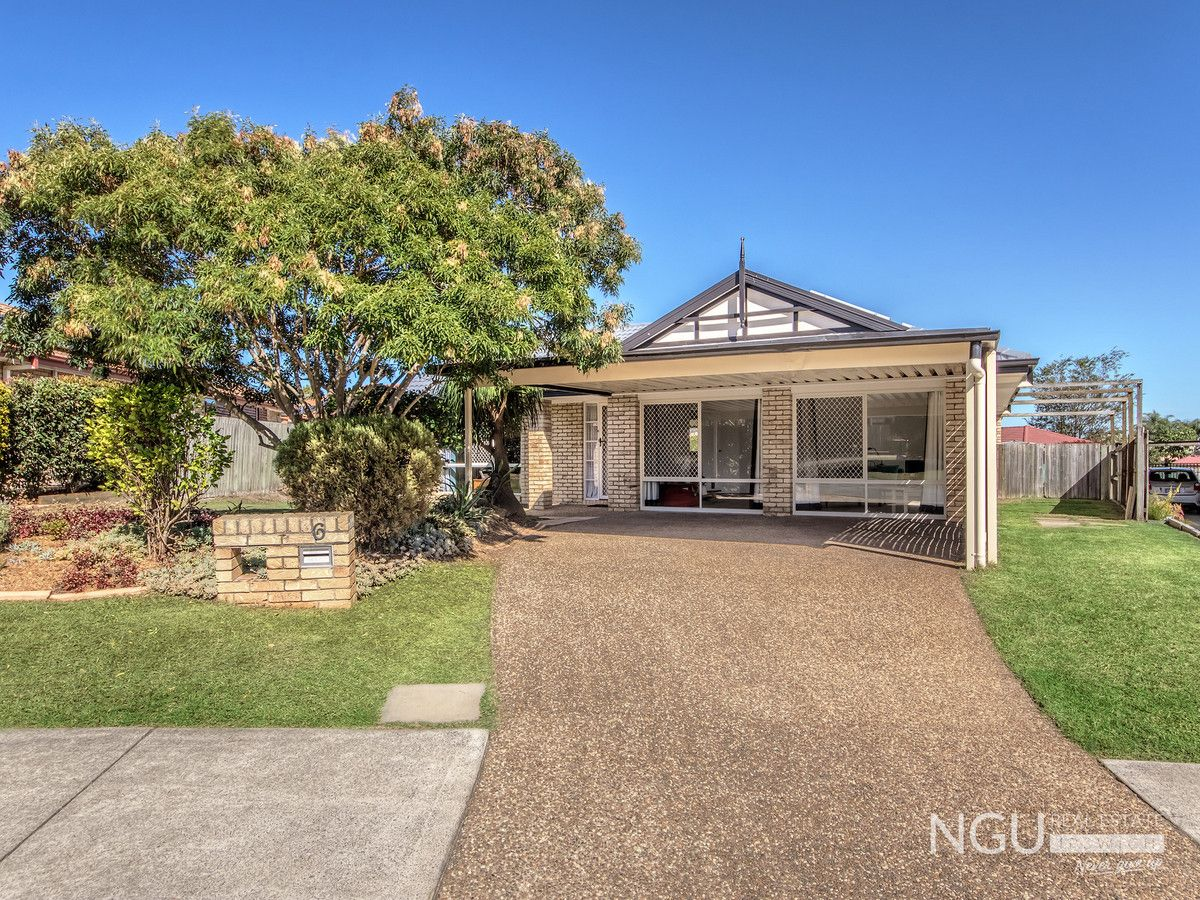 6 Crosby Crescent, Raceview QLD 4305, Image 0