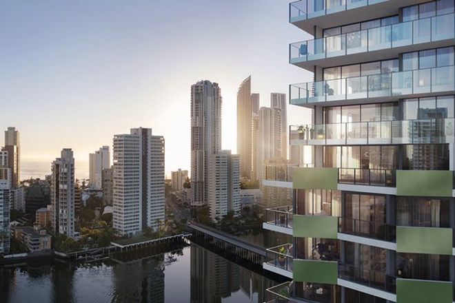 Picture of 204/26-28 Dalpura Street, SURFERS PARADISE QLD 4217