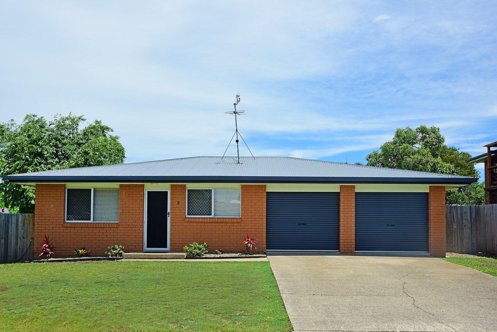 2 Sutherland Street, Dicky Beach QLD 4551, Image 0