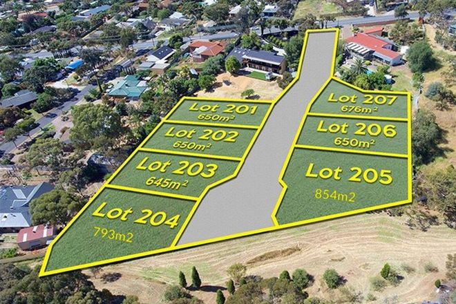 Picture of Lot 205, 103 Target Hill Road, SALISBURY HEIGHTS SA 5109