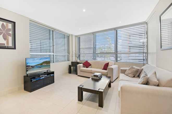 Picture of 121/3 Darling Island Road, PYRMONT NSW 2009