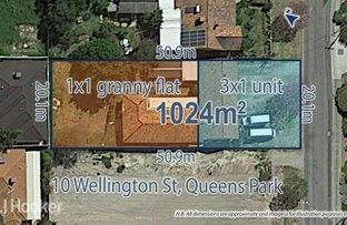 Picture of 10 Wellington Street, Queens Park WA 6107