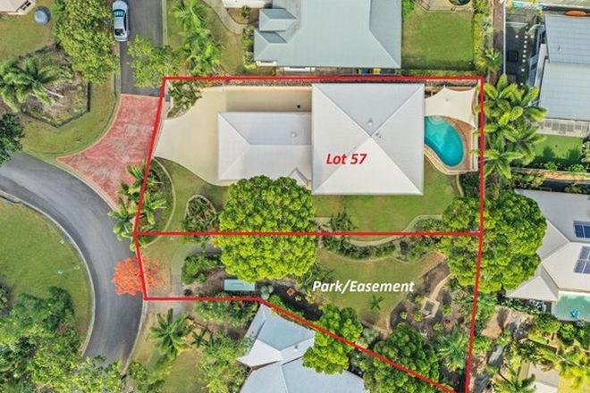 Picture of 2 Crowsnest Terrace, TRINITY BEACH QLD 4879