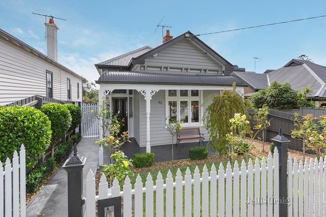 Picture of 63 Fenton Street, ASCOT VALE VIC 3032