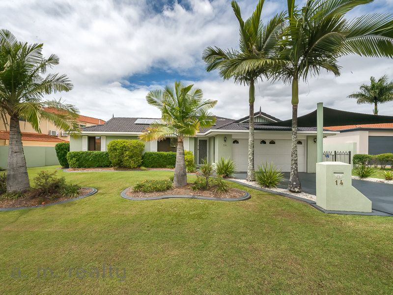 14 Calcetto  Place, Arundel QLD 4214, Image 1